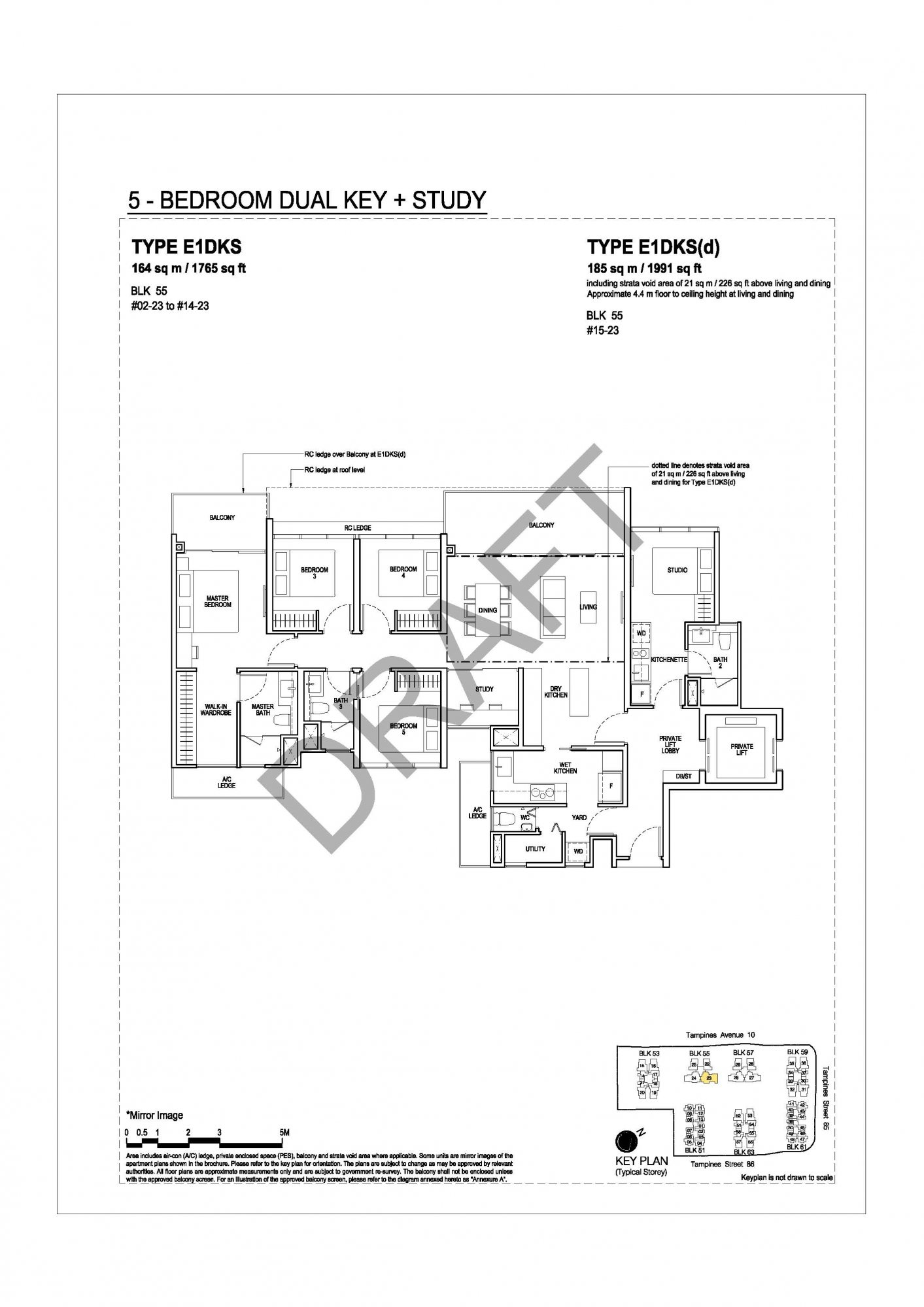 The Tapestry Floorplan