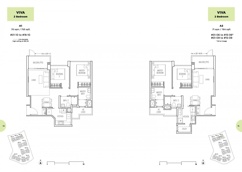 parc life new executive condominium in d27 sembawang crescent