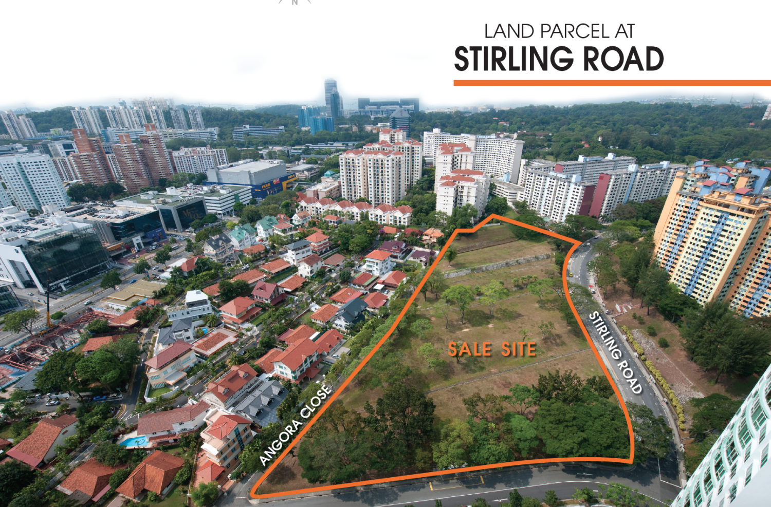 Stirling Residences Map