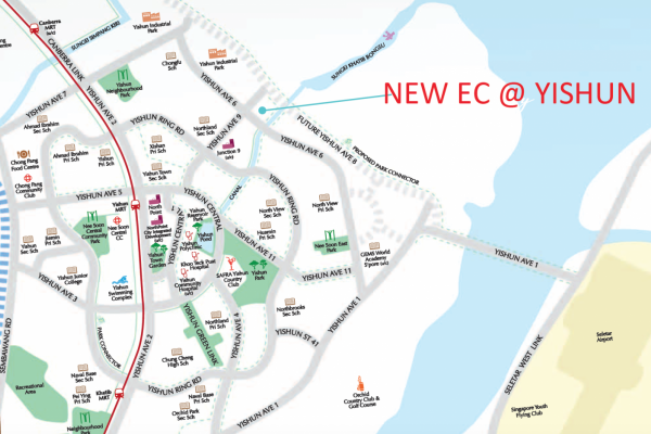 New EC at Yishun Ave 9